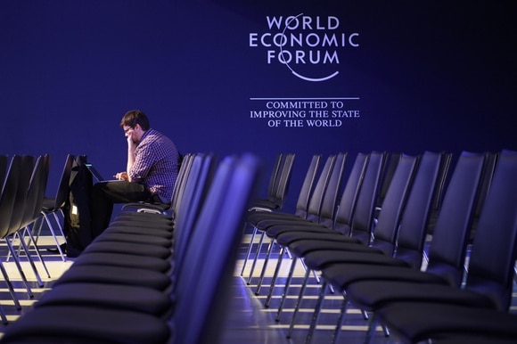WEF congress centre