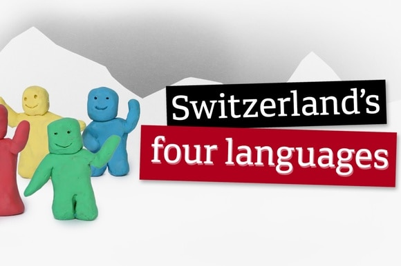 Report on Swtzerland s four languages