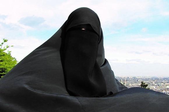 Burka Verbot Frankreich