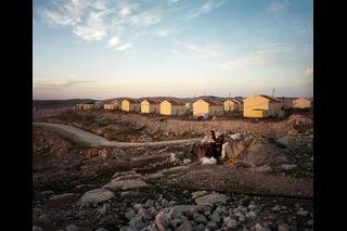 Verstreute Häuser