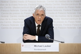 Former Attorney General Michael Lauber