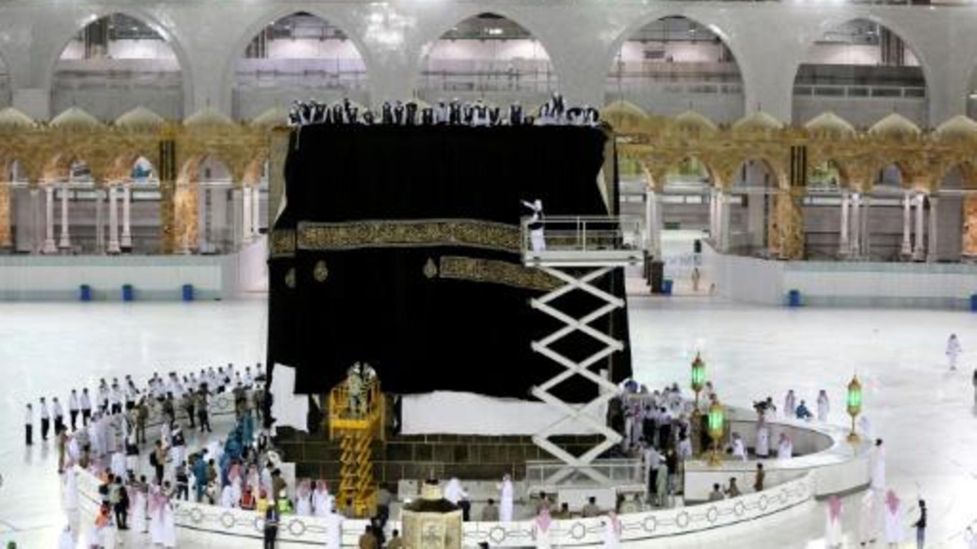 السعودية ستسمح فقط لمن تلقوا لقاح كورونا بأداء العمرة خلال رمضان Swi Swissinfo Ch