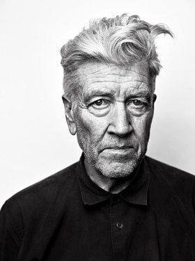 Retrato de David Lynch