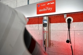 Mobility electric charging point