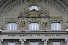Interfaz del Banco Nacional Suizo