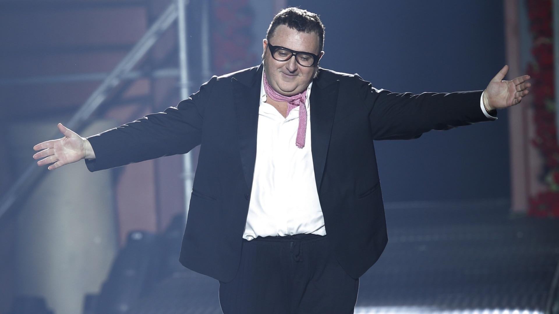 Richemont mourns death of designer Alber Elbaz - SWI swissinfo.ch