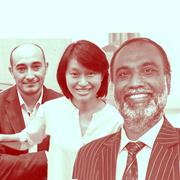 Amandeep Gill, Peiling Yap & Mehdi Snène