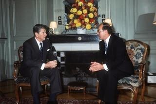 Reagan and Furgler