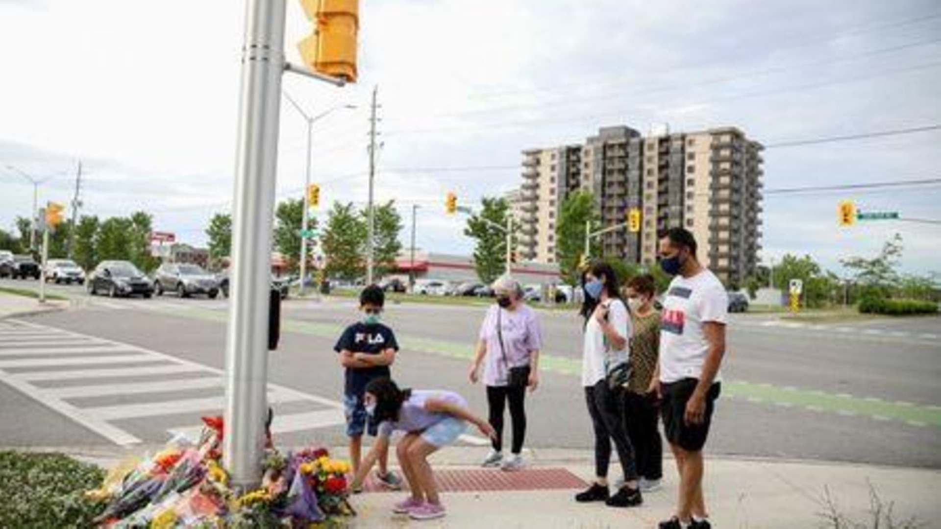Killing of Canadian Muslim family with truck was hate crime, police say -  SWI swissinfo.ch