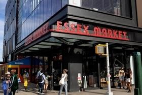 Essex Market NYC
