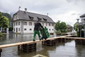 Floods in Nidwalden