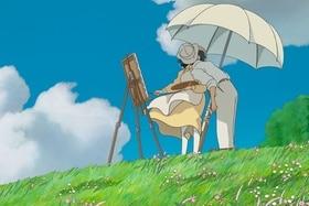 ジブリ制作「風立ちぬ」(2013年)のワンシーン