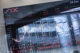 Group Six stock chart