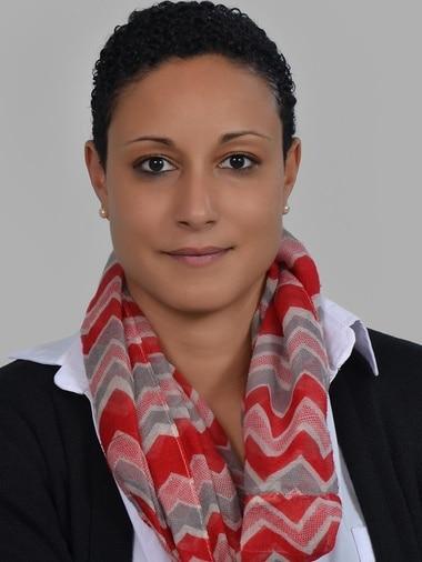 Porträtbild einer jungen Frau