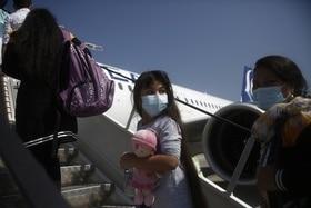 Girl refugee