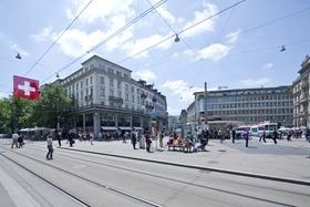 place financière Zurich