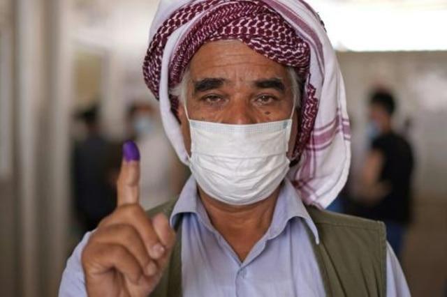 Iraquíes votan en legislativas con poca esperanza de cambio - SWI  swissinfo.ch